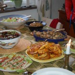 mycket mat