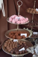 chokladtryffel och praliner