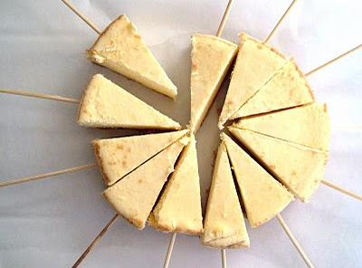 cheesecake pinnar